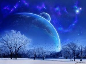 neige planete